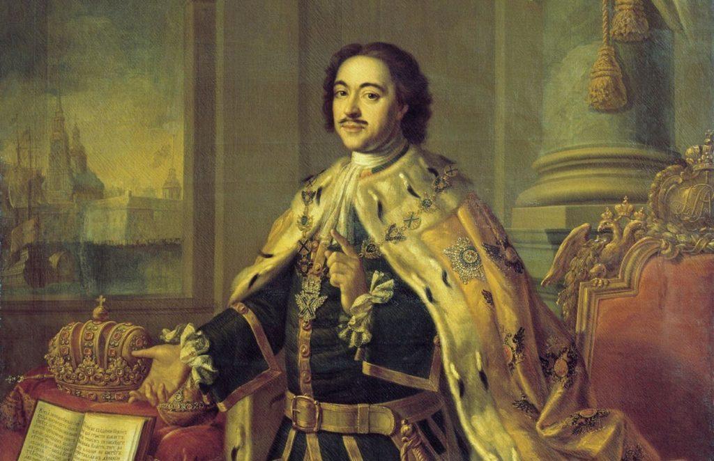 Петр Великий - основатель Кунсткамеры и великий русский правитель
